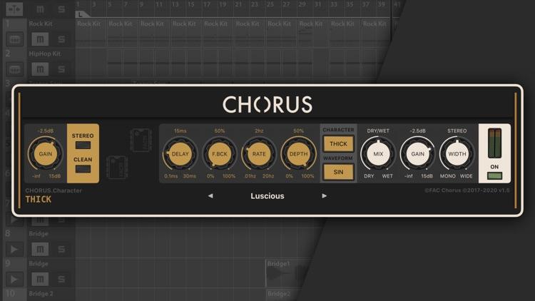 FAC Chorus screenshot-5