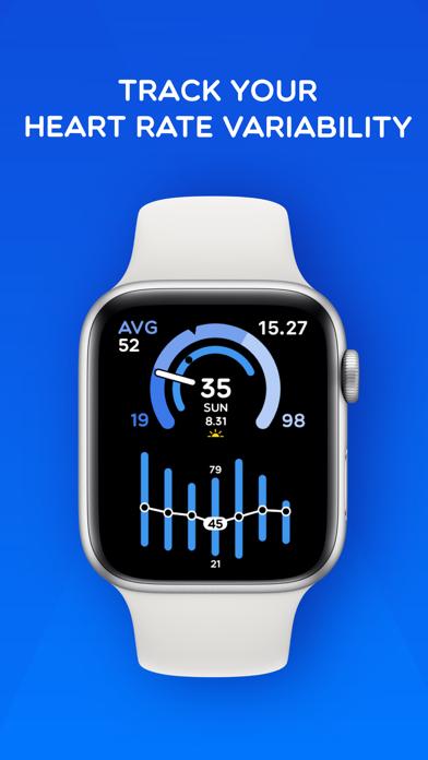 HRV Tracker for Watch screenshot 1