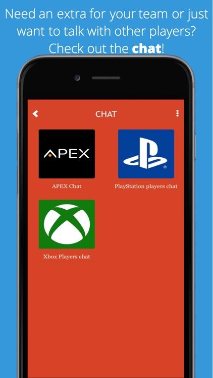 Companion for APEX LEGENDS! screenshot-4