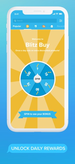 263a3a19fada Wish - Shopping Made Fun on the App Store