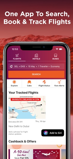 ixigo - Flight & Hotel booking on the App Store
