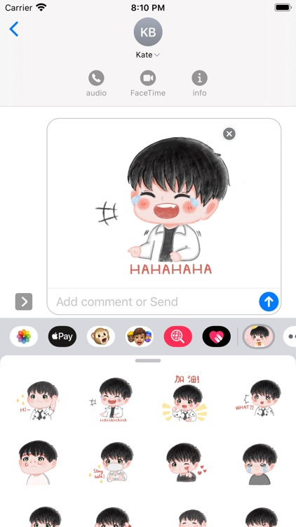 FengFeng Stickers