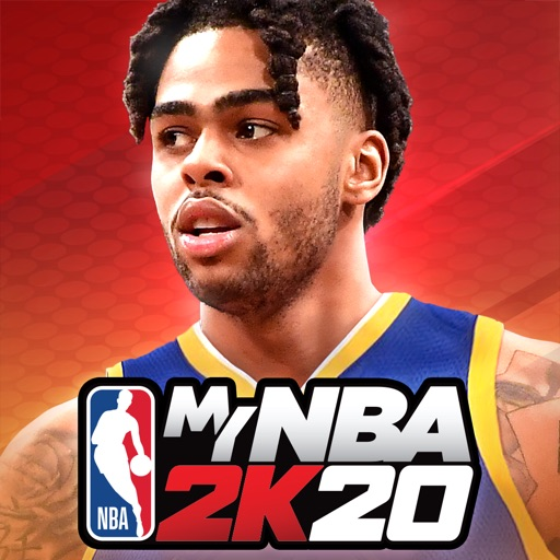 My NBA 2K20 app for iphone
