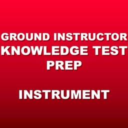 Instrument Ground Instructor