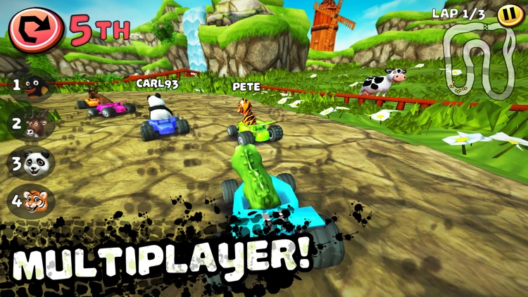 Safari Kart screenshot-1
