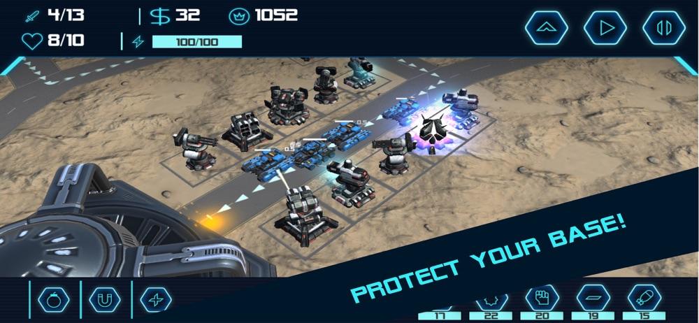 Base Defender Tower Defense