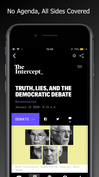 TruthSeeker- Alternative Media screenshot-4