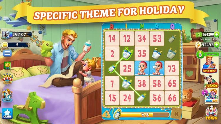 Bingo Scapes! Bingo Party Game screenshot-4