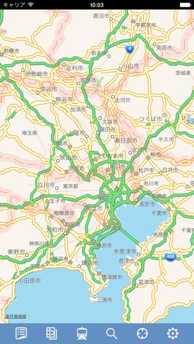 まるごと路線図 ScreenShot3