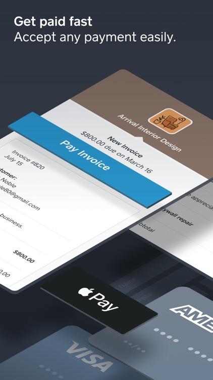 Square Invoices: Invoicing App screenshot-0