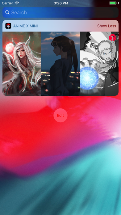 messages.download Anime X Wallpapers software