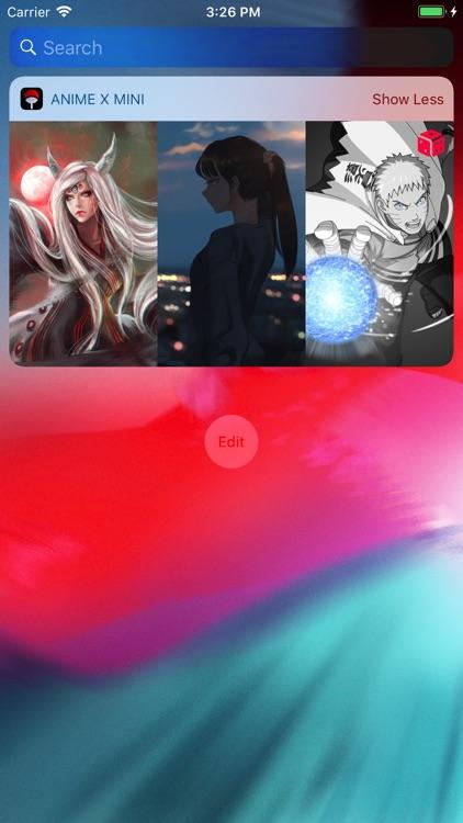Anime X Wallpapers screenshot-3
