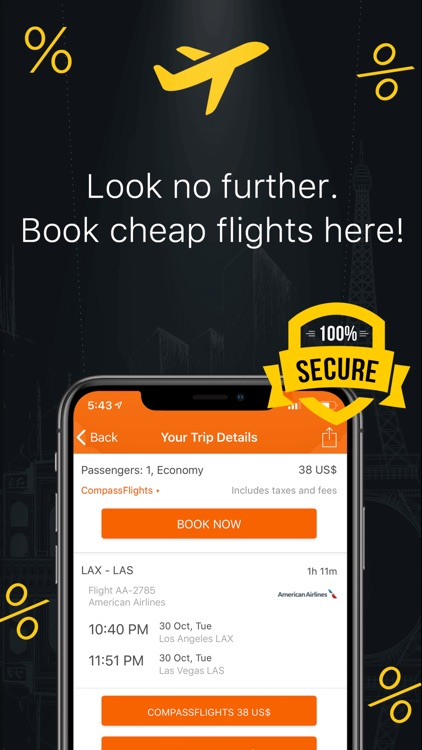 Cheapest Flights & Best Deals screenshot-1