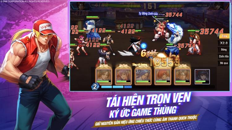 KOF AllStar -Quyền Vương Chiến screenshot-5