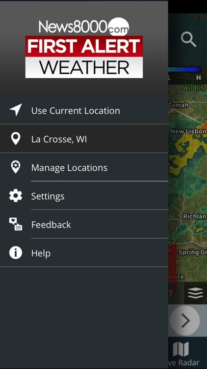 News 8000 First Alert Weather screenshot-4