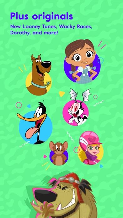 Boomerang - Cartoons & Movies app image