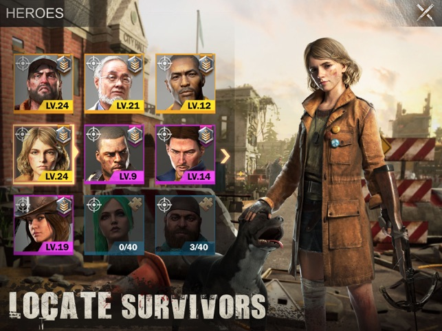 ‎State of Survival Screenshot