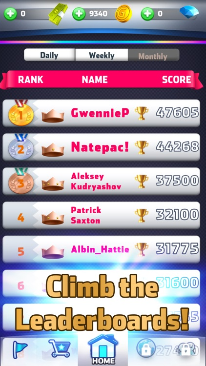 Crunchy Candy Competition screenshot-4