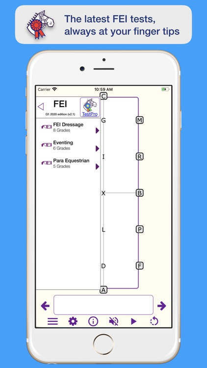 TestPro: FEI All Tests screenshot-0