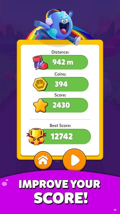Triviatopia Run screenshot-4