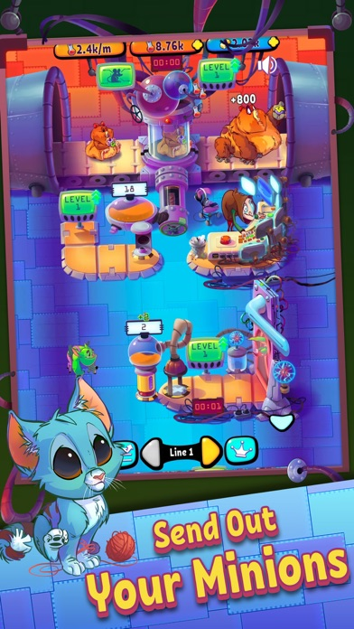 Idle Monster Factory screenshot 4