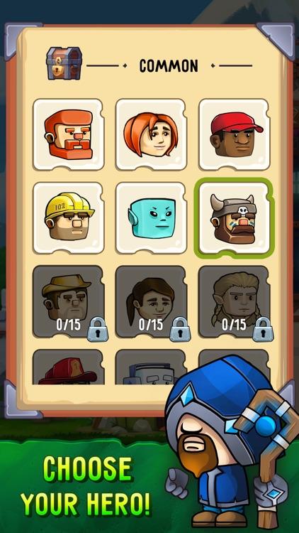 Dig Out! - Dungeon Digger screenshot-3