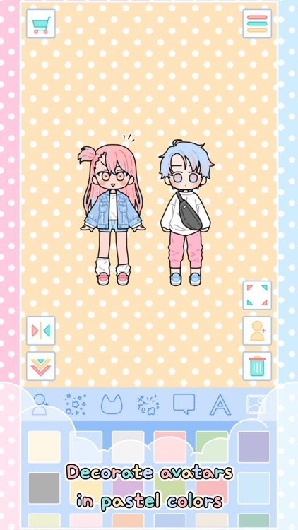 Pastel Friends screenshot-1