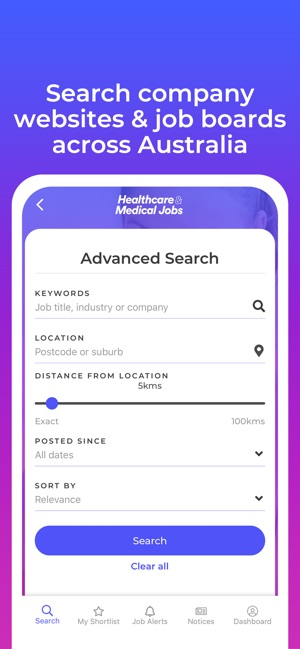 Healthcare Jobs on the App Store