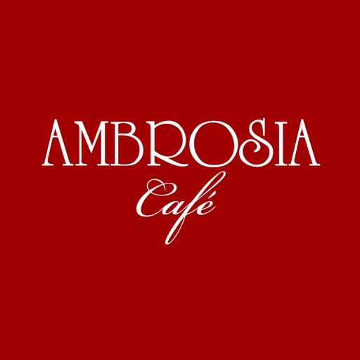 Ambrosia Cafe icon
