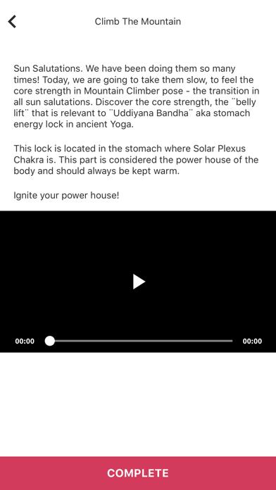 HaMy Yoga screenshot 3