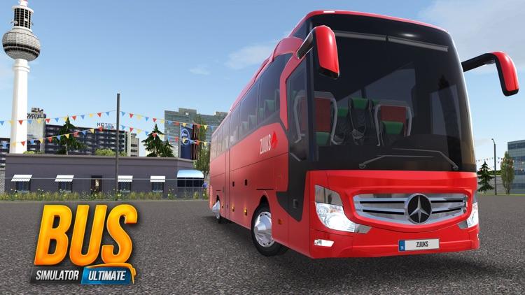 Bus Simulator : Ultimate screenshot-0