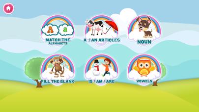 Kids Learning English Grammar screenshot 3