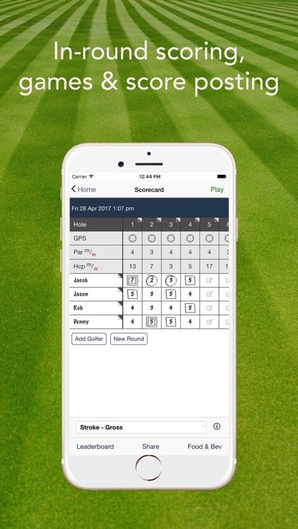 Haycreek Golf Club screenshot-4