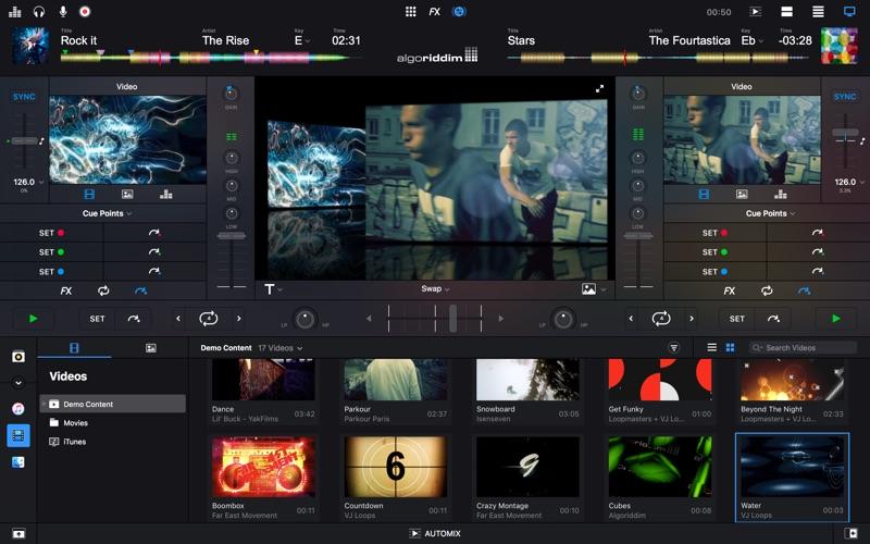 djay Pro 2 Screenshot