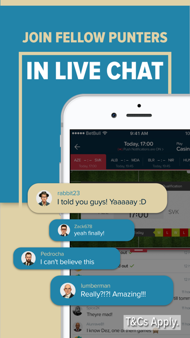 BetBull: Sport | Tips | Casino screenshot four