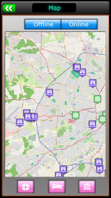 Bordeaux Offline Map Guide screenshot-4