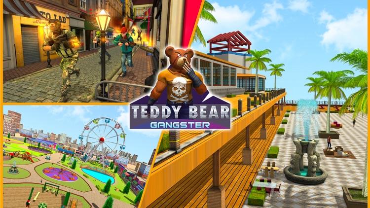 Teddy Bear Gun Shooting Game screenshot-6