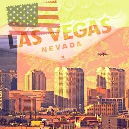 Las Vegas 2020 — offline map