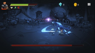 Dark Raider screenshot 5
