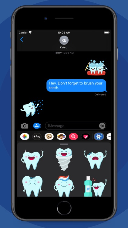 Teeth Emojis screenshot-3