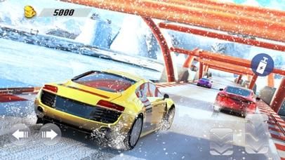 Extreme Snow Car Winter Drive screenshot 3