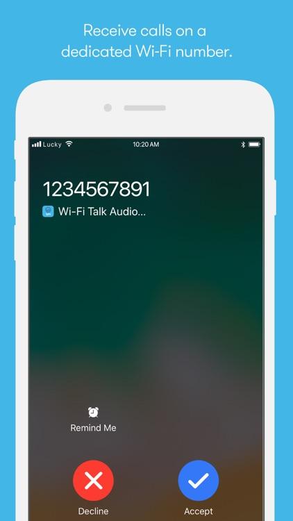 Lucky Wi-Fi Talk & Text