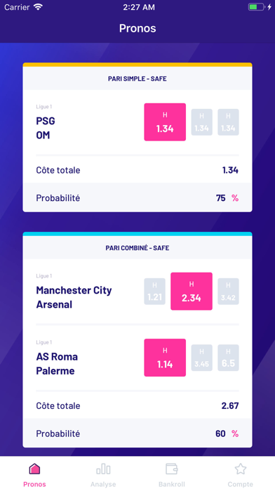 download Prono FC apps 1