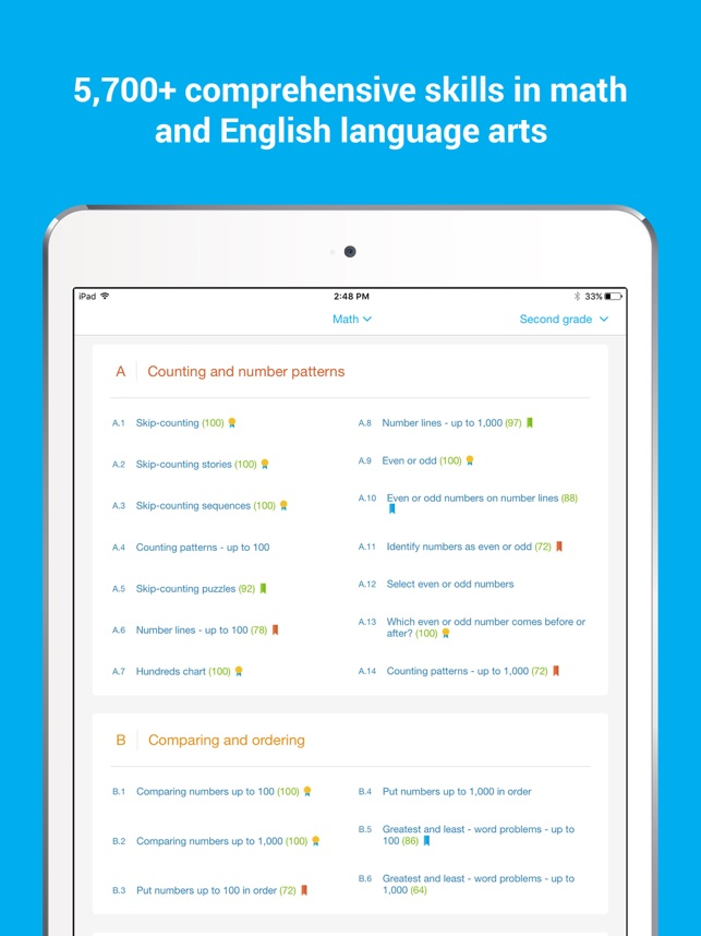 IXL on the App Store