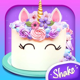 Unicorn Chef Fun Cooking Games