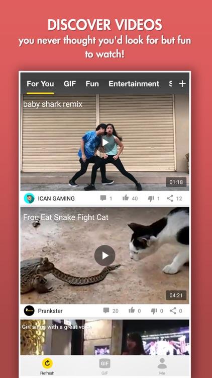 Buzz Up! - Viral Videos screenshot-0