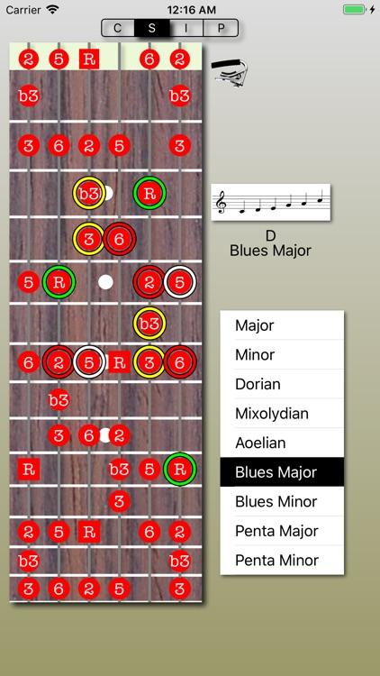 Chord Calculus screenshot-3