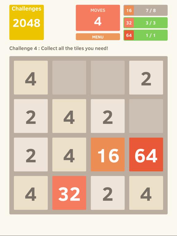 2048 screenshot