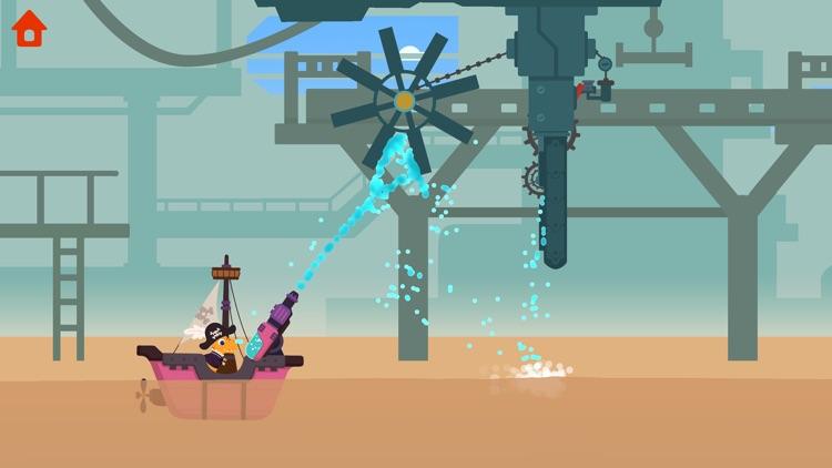Dinosaur Pirates - Kids Games screenshot-7