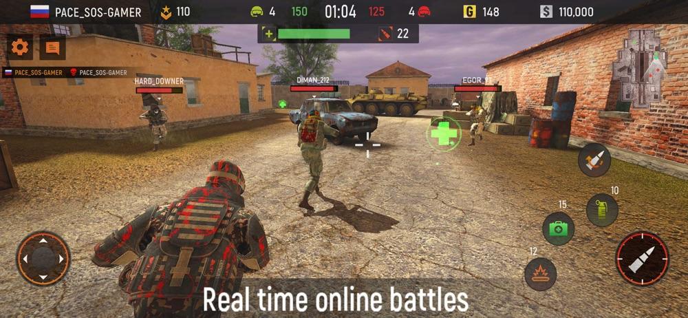 Code Of War 2: Striker Zone 3D Cheat Codes